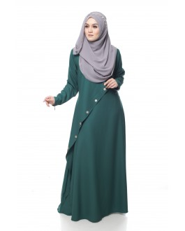 El Jannah Bayyinah Emerald Green